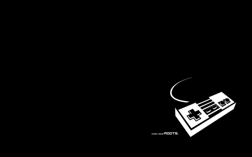 console-controller-retro-desktop-wallpaper
